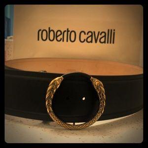 Roberto Cavalli belt